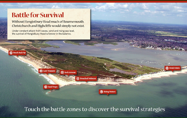 Hengistbury Head Battle for Survival