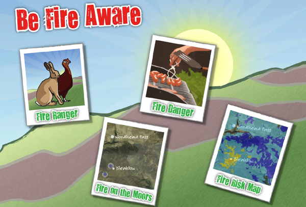 be fire aware